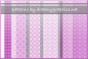 Patterns By Dreamygraphics.net