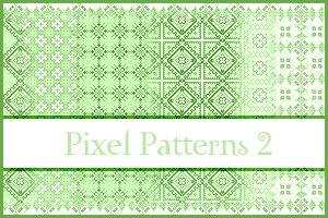 Pixel Patterns 2