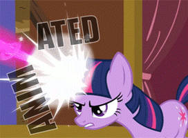 Twilight Sparkle vs. Galactic Empire by Dowlphin