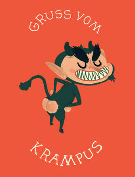 Good Krampus to You