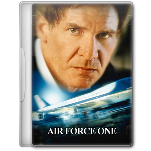 Air Force One 1997 Movie Dvd Icon By A Jaded Smithy On