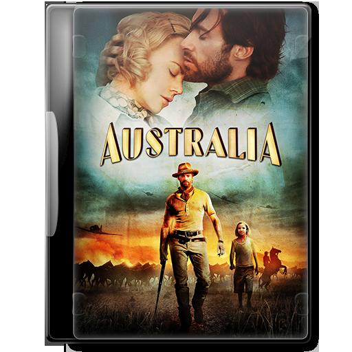 Australia 2008 Movie Dvd Icon By A Jaded Smithy On Deviantart