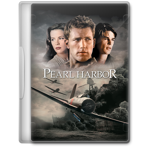 Pearl Harbor 2001 Movie Dvd Icon By A Jaded Smithy On Deviantart