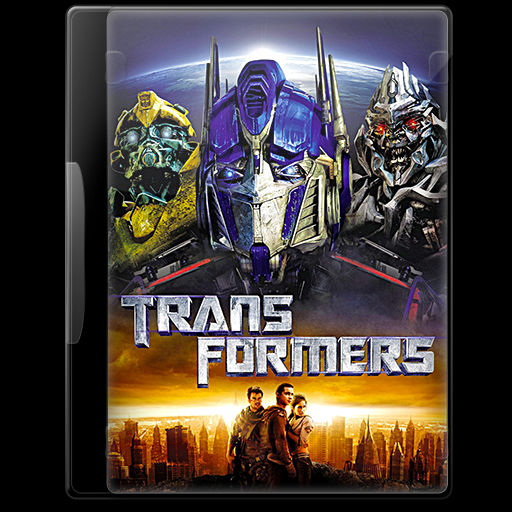 Transformers 2007 Movie Dvd Icon By A Jaded Smithy On Deviantart