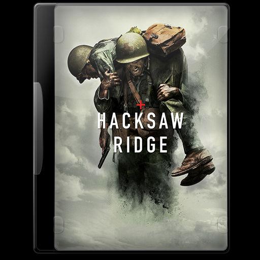 Hacksaw Ridge 2016 Movie Dvd Icon By A Jaded Smithy On Deviantart