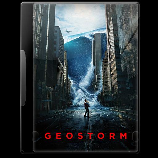 Geostorm 2017 Movie Dvd Icon By A Jaded Smithy On Deviantart
