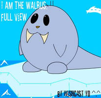 I am The Walrus by Wishcast