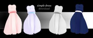 Simple Dress Download