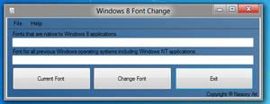 AnyFont windows 8 V 2.0