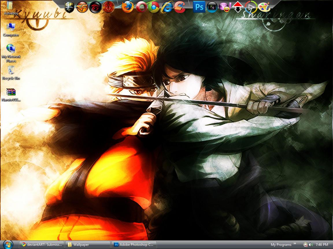 naruto vs sasuke wallpaper by 1cavitepride1 on deviantart
