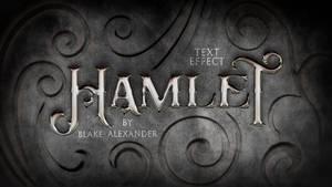 Hamlet PSD by Blake Alexander