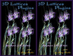 3D Lattices Plugins
