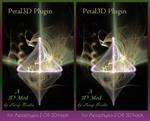 petal3D plugin