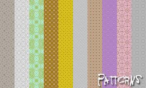 Patterns by jussta