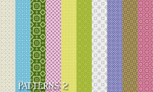 Patterns 2 by jussta