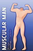 MMD | Body | Muscular Man | Download