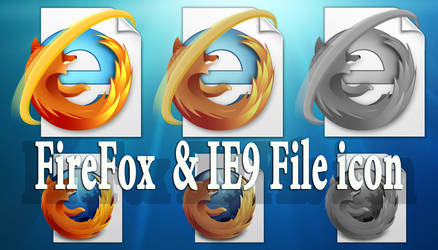 FireFox IE9 File icons