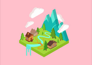The Isometric Valley