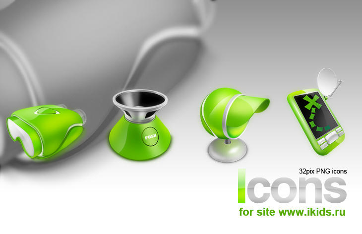 IKIDS_icons by TIT0