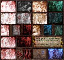 Rust and Blood Texturepack No.2 by YaensArt