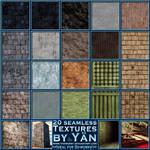 20 Seamless Textures