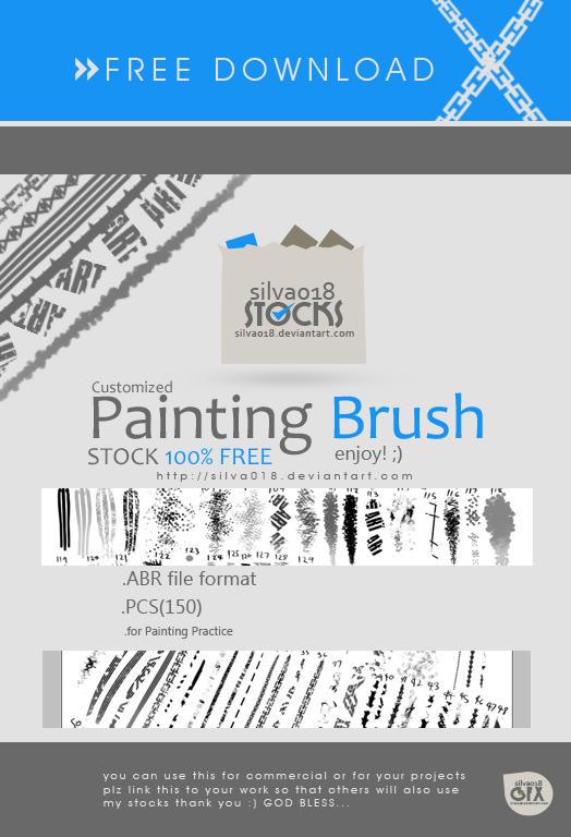 Dynamic Customized Brushez