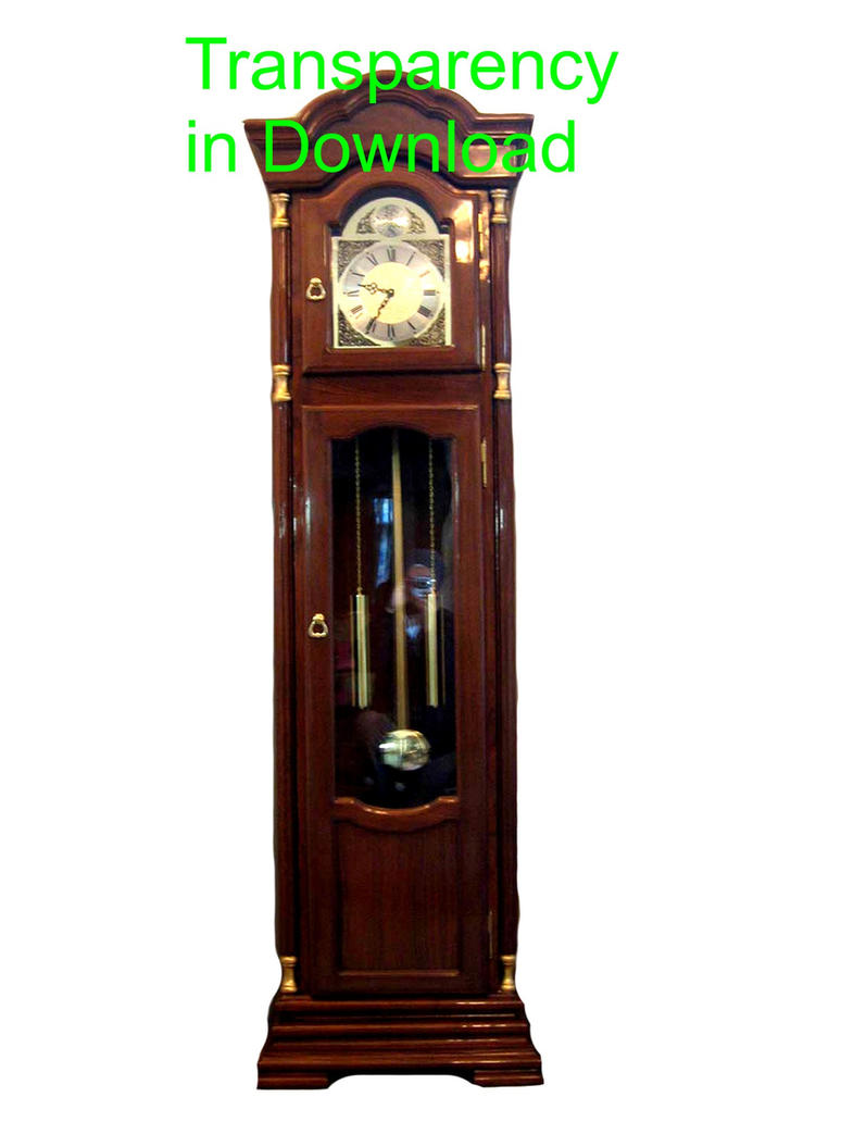 Grandfather clock 1 by BrokenFeline-Stock
