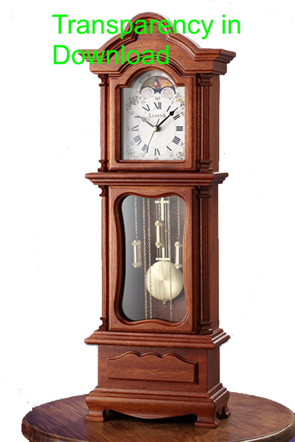 Grandfather clock 4 by BrokenFeline-Stock