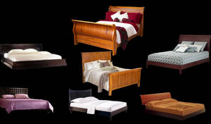 Beds PACK 2 by BrokenFeline-Stock