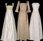 Wedding Dress PACK 2 by BrokenFeline-Stock