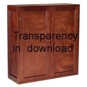 Cuboard or cabinet by BrokenFeline-Stock