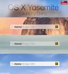 OS X Yosemite Launchy Skins