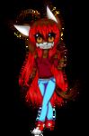 Rachel Page doll by KeyaraHedgehog09