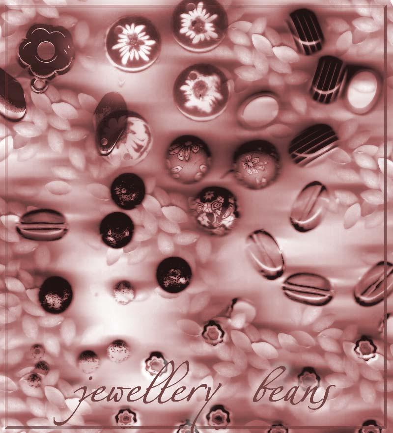 jewellery beans