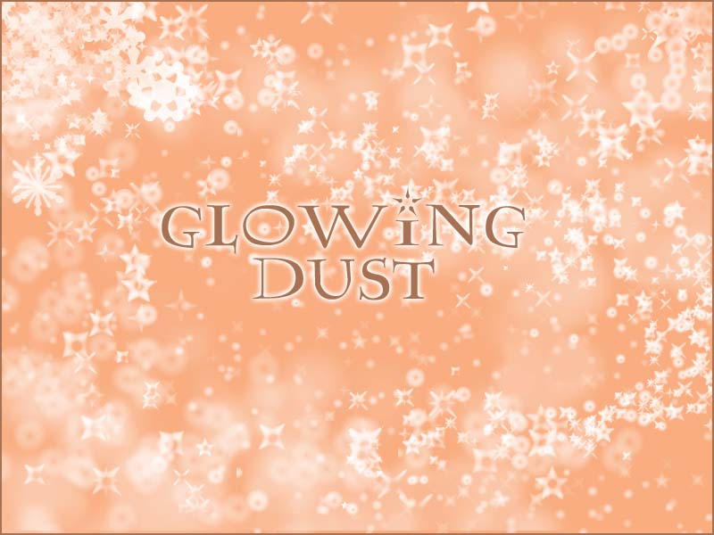 Glowing dust by nico-brushes