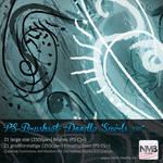 Doodle Swirls v.1