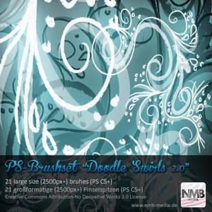 Doodle Swirls v.2