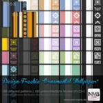 180 Ornamental Wallpaper Pattern (PS CS+)