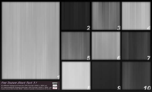 Texture Stock Pack 31 - Black 'n' White