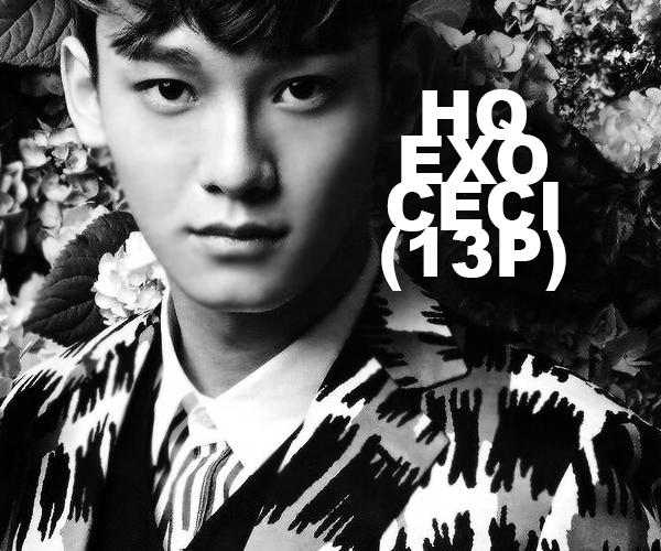 stock photos: EXO [CECI PHOTOSHOOT} by vanillaisyummy