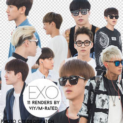 EXO Airport Fashion Renders/PNG from Distaptch