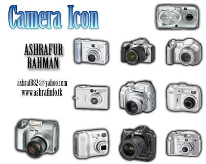 Camera Icon by ashraf882