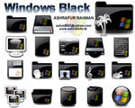 Windows Black