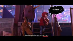Disney Coco Frozen's Let it go in COCO (2017)