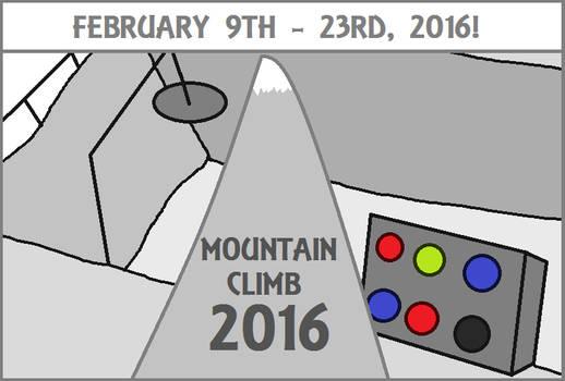 Mountain Climb Animation!