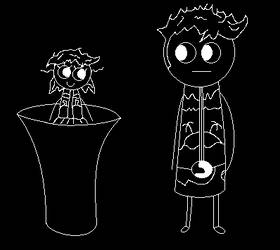 With Trash (Animation)