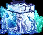 -= COMMISSION =- Jar Polar Frost