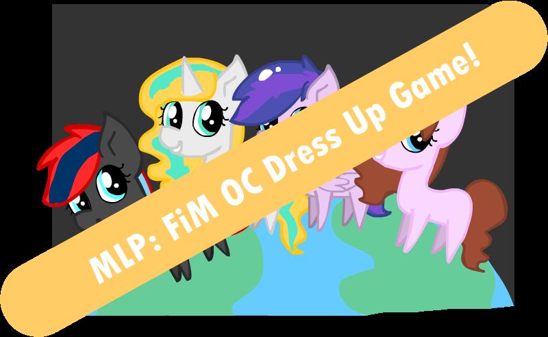 Mlp Fim Oc Dress Up V2 By Wisheslotus On Deviantart