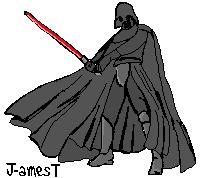 Darth Vader GIF by J-amesT