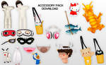 MMD Accessory Pack DL